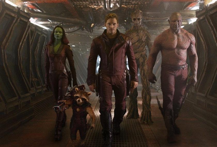 Penggambaran untuk Guardians of the Galaxy Vol. 3 tidak akan bermula sehinggalah pengarah filem itu, James Gunn selesai dengan penggambaran The Suicide Squad.