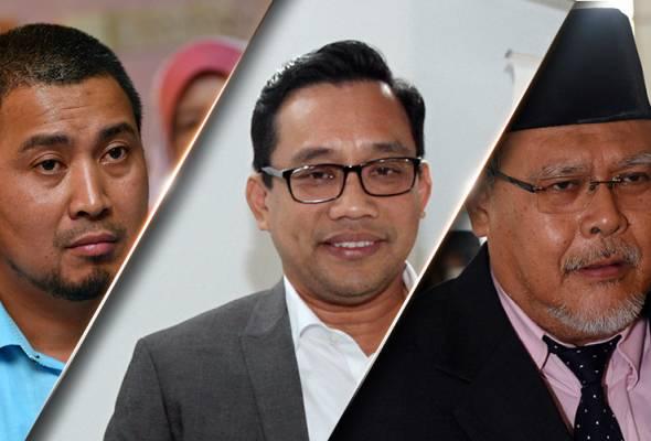 Dr Sahruddin, Khuzzan dan Aminolhuda disebut sebagai calon MB Johor?