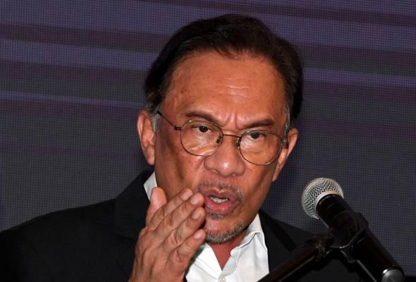 Anwar serah kepada pihak polis siasat penulis buku