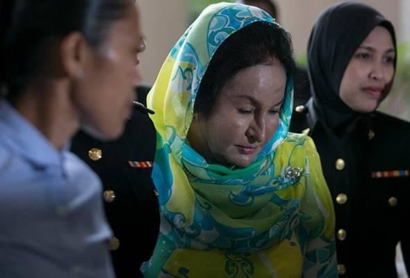 Projek solar: Rosmah kekal pengakuan tidak bersalah