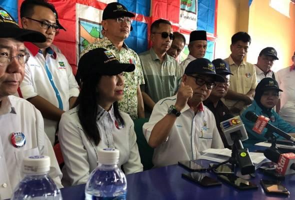 #SandakanMemilih: 5 parti sokong PBS menentang DAP