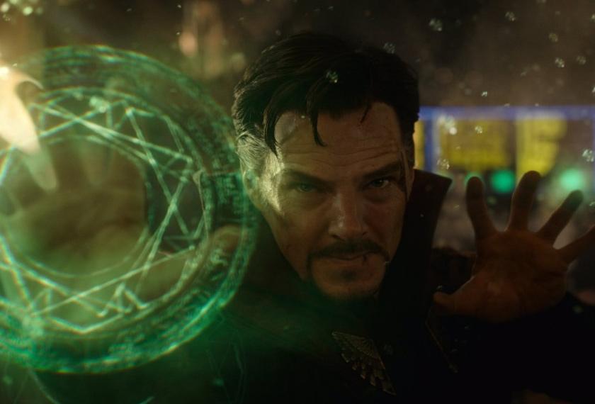 Dr Strange kembali beraksi, selepas beberapa detik mencemaskan dalam Infinity War.