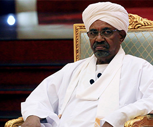 Presiden Sudan Omar Al-Bashir digulingkan