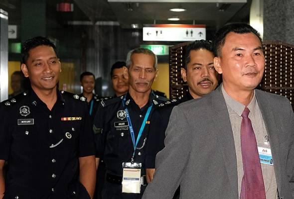 RCI Wang Kelian: Akaun bank rakyat Malaysia dikesan - Saksi