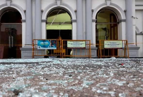 Bencana wahabi di Sri Lanka