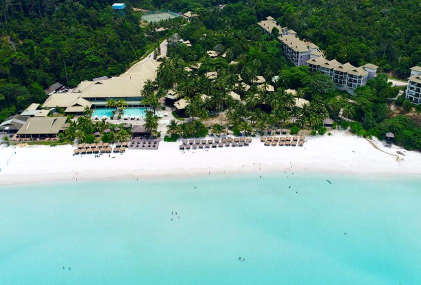 Terengganu has beautiful islands like Redang Island.