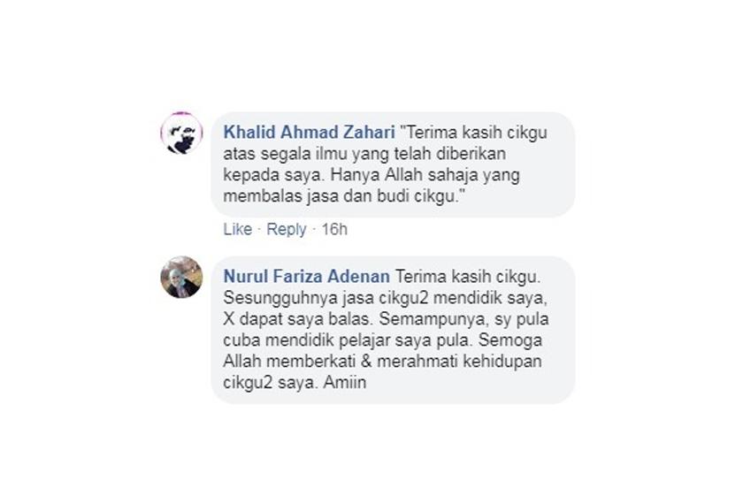 Ucapan Netizen Sempena Sambutan Hari Guru 2019 Astro Awani