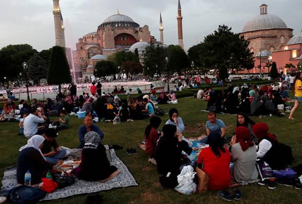 Pelajar dari negara OIC hadiri majlis iftar di Turki