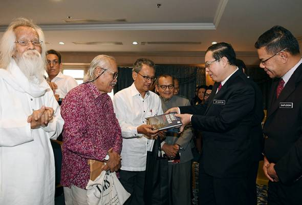 Sasterawan Negara terima elaun bulanan RM5,000