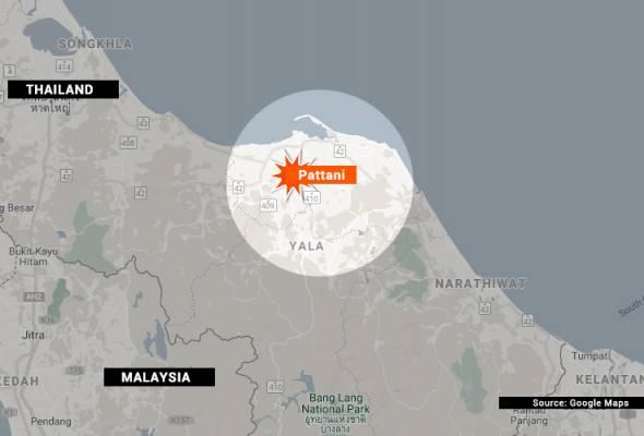 Pasangan suami isteri pekak, bisu maut ditembak di Pattani