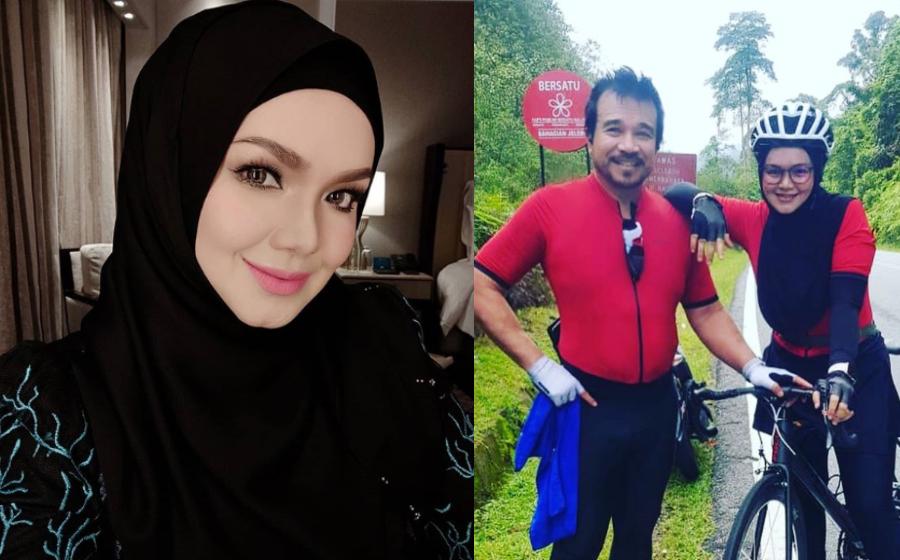 Siti Nurhaliza dedah hampir 'muntah hijau' sebab...