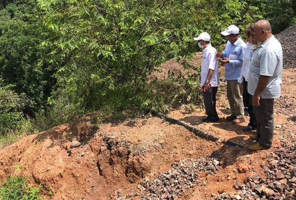 Sumber air di Kuala Koh tidak tercemar, bebas radio aktif - Hazmat