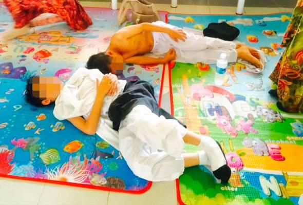 15 pelajar di Pasir Gudang alami simptom muntah-muntah, sesak nafas