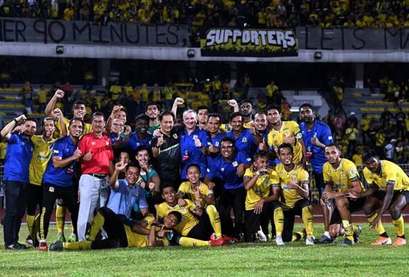 Mara Final Piala Fa Pasukan Perak Dapat Bonus Rm150 000 Astro Awani