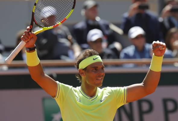 Terbuka AS: Kekalahan di Cincinnati bagai 'rahmat' buat Federer