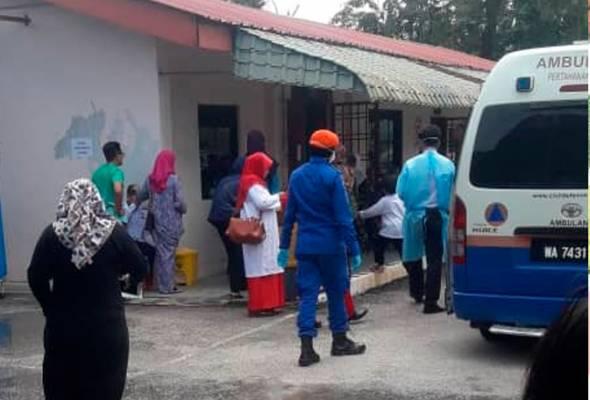 Murid di Pasir Gudang muntah, pengsan beberapa jam sekolah dibuka