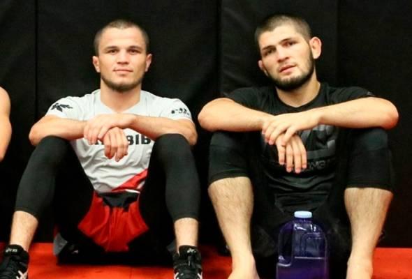 Sepupu Khabib, Umar Nurmagomedov sertai UFC