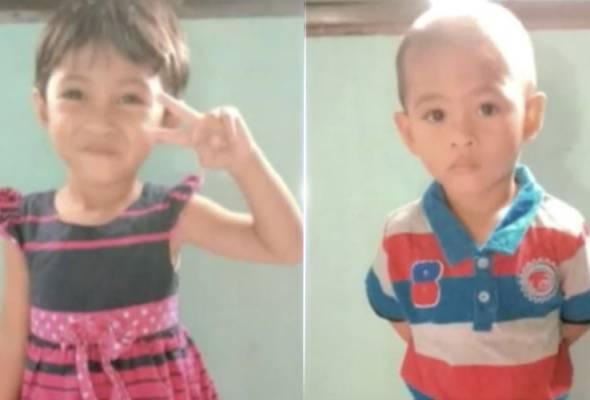 Bapa menghilang, siapa kenal waris Nur Safina dan Mohd Ikram?