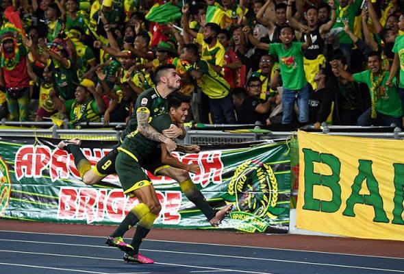 Kedah Julang Piala Fa 2019 Tewaskan Perak 1 0 Astro Awani