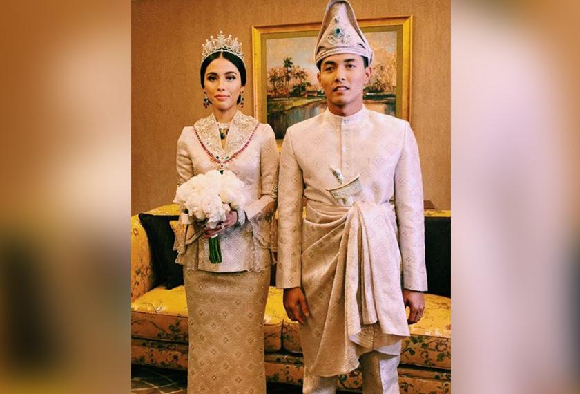 Bagai pinang dibelah dua ... - Instagram Tengku Puteri Iman Afzan