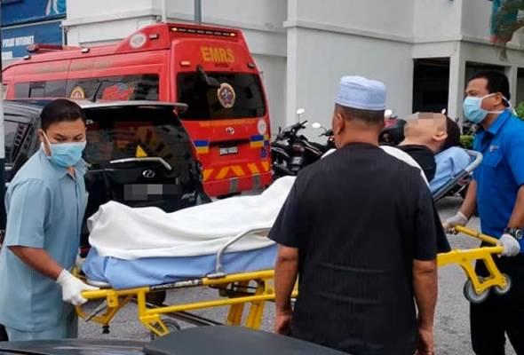 Lif terhempas: Terdapat laporan awal kerosakan - Bomba
