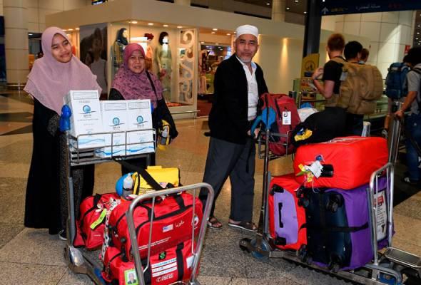 Jemaah haji anggap insiden terkandas umpama 'percutian' di Jeddah