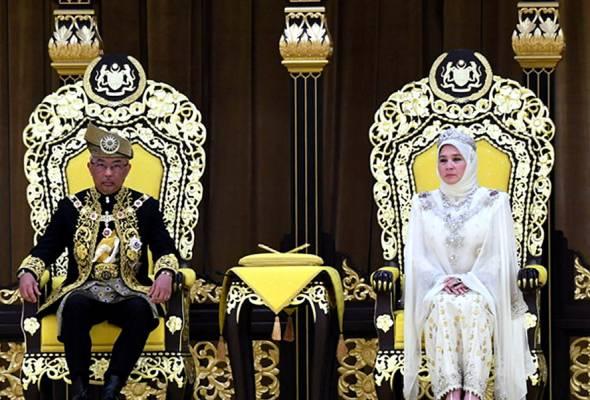 Yang di-Pertuan Agong berangkat ke Brunei esok