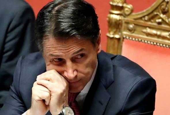 PM Itali letak jawatan