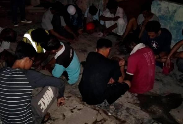 Polis SPU nafi bersekongkol dengan aktiviti penjualan dadah di Ujung Batu