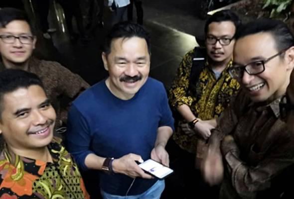 #GempaJakarta: Duta, wartawan Malaysia selamat