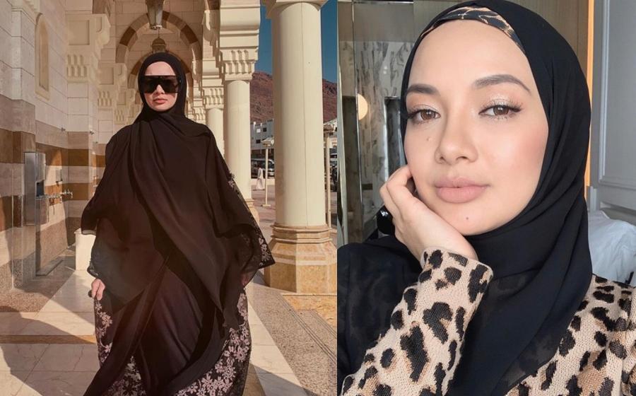 'Tak dapat berangkat ke Jeddah atas masalah visa...' - Neelofa