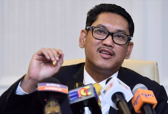 Tidak tahu abu Chin Peng boleh masuk Perak - Ahmad Faizal