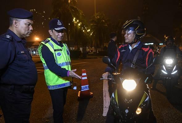 Individu ubah suai motosikal tanpa kebenaran berdepan tindakan sita