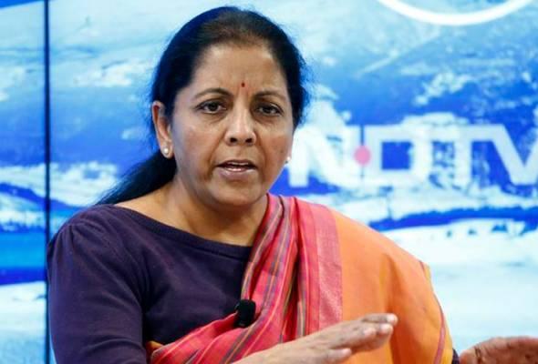 Salahkan anak muda, Menteri Kewangan India 'kena bahan' di media sosial