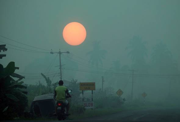 Malaysia Di Tempat Pertama Pencemaran Udara Tertinggi Dunia Astro Awani