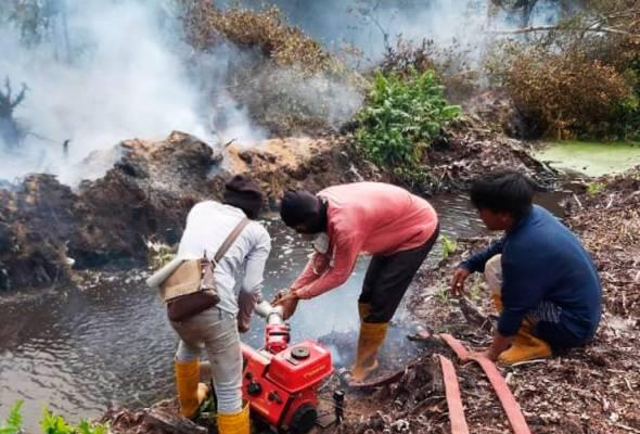 Jerebu Di Sarawak Semakin Serius 6 Kawasan Catat Ipu Tidak Sihat Astro Awani