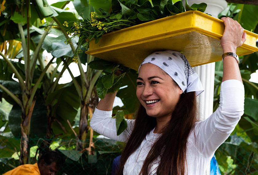 Maya sering terlibat dalam aktiviti masyarakat yang memberi tumpuan kepada pemuliharaan alam sekitar. Nadirah Zakariya / Ceritalah
