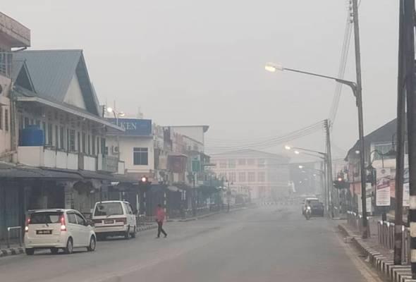 Jerebu: IPU Sri Aman di paras bahaya