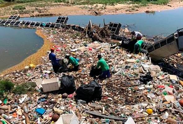 80 Peratus Sungai Di Bandar Mati Akibat Pencemaran Astro Awani