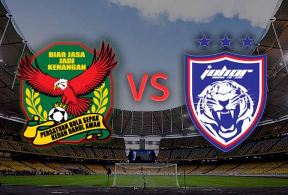 Kedah Dan Johor Terima 31 610 Tiket Final Piala Malaysia Astro Awani