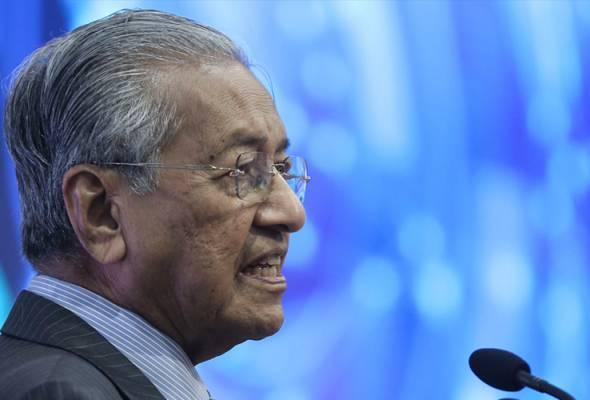 LTTE: Tun Mahathir berpuas hati dengan tindakan polis