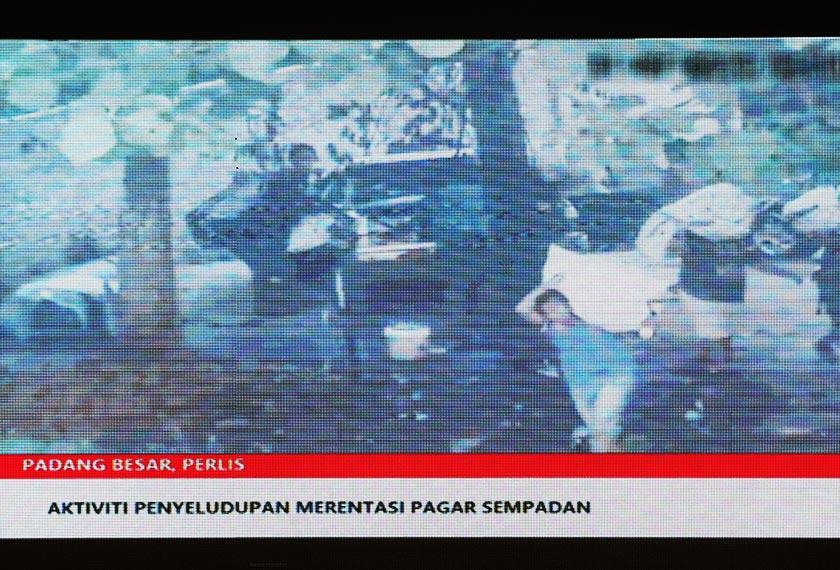 Penyeludupan CIQ Padang Besar