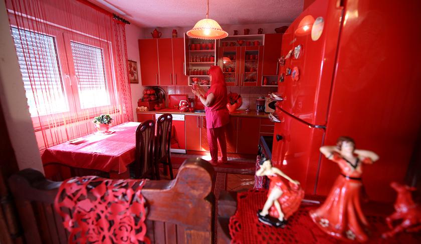 Bagaimana jika kediaman Zorica ini menjadi pilihan hiasan dalaman anda? - Reuters