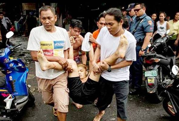 'Lesen bunuh' Duterte cetus kebimbangan