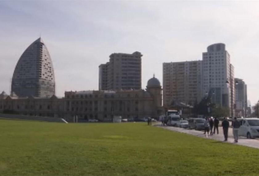 Cuaca di Azerbaijan agak dingin ketika ini, iaitu sekitar 13 hingga 19 darjah Celsius. - Astro AWANI