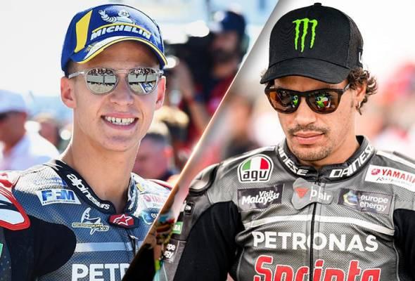 Quartararo, Morbidelli kekal bersama Petronas Yamaha SRT musim 2020