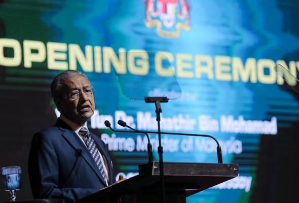 'Mana ada kroni!' - Tun Mahathir
