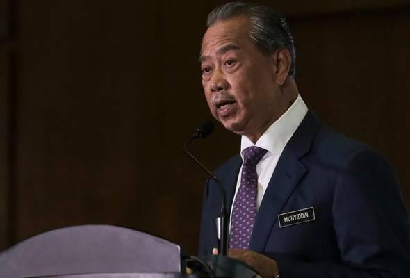 Kerajaan tidak pernah benar abu Chin Peng dibawa pulang ke Malaysia - Muhyiddin