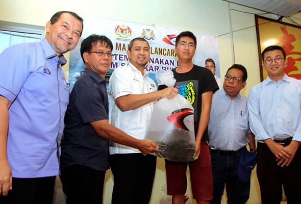 Bantuan di Tanjung Piai bukan gula-gula PRK - MB Johor