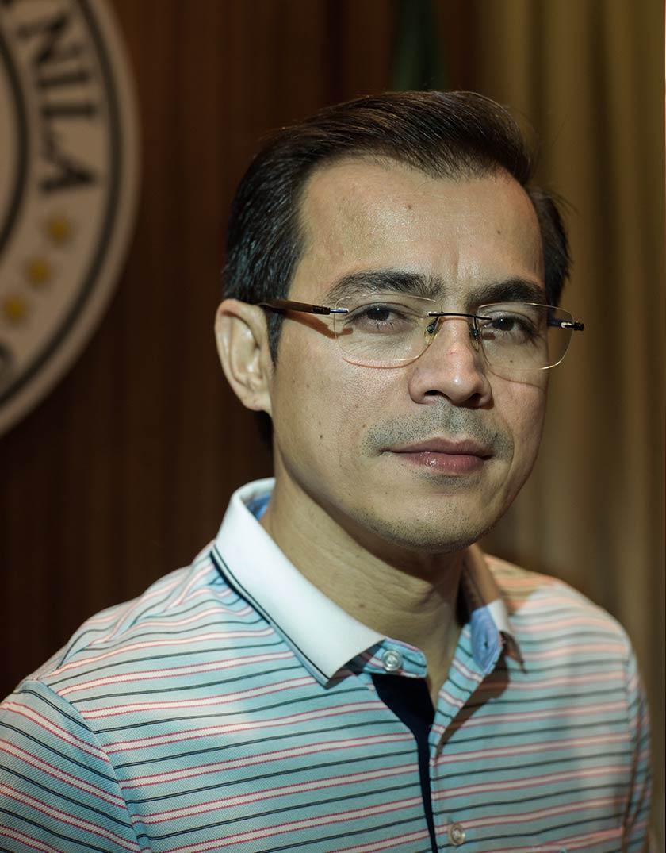 Fransisco Moreno Domageso, atau Isko Moreno, adalah Datuk Bandar Manila. Carlo Gabuco / Pasukan Ceritalah